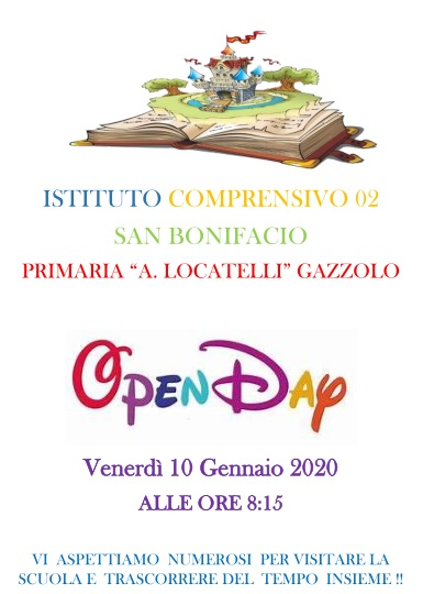 OPENDAY Gazzolo