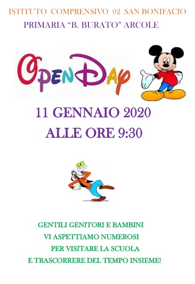 OPENDAY Arcole